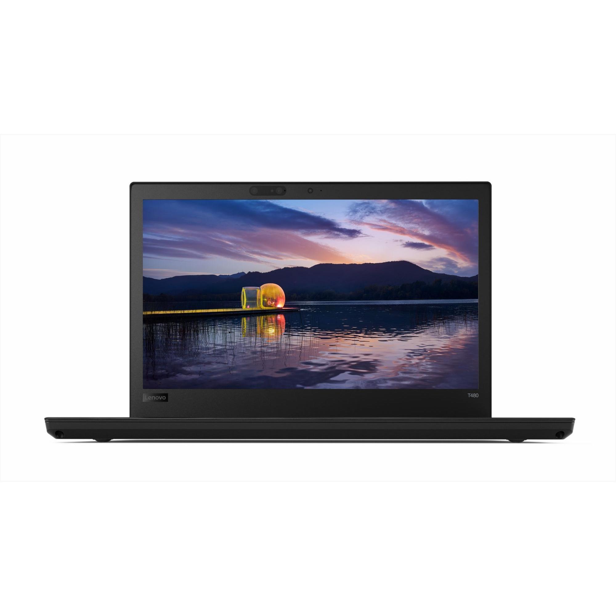 Lenovo ThinkPad T480 14-inch (2018) - Core i5-8250U - 4 GB  - HDD 500 GB