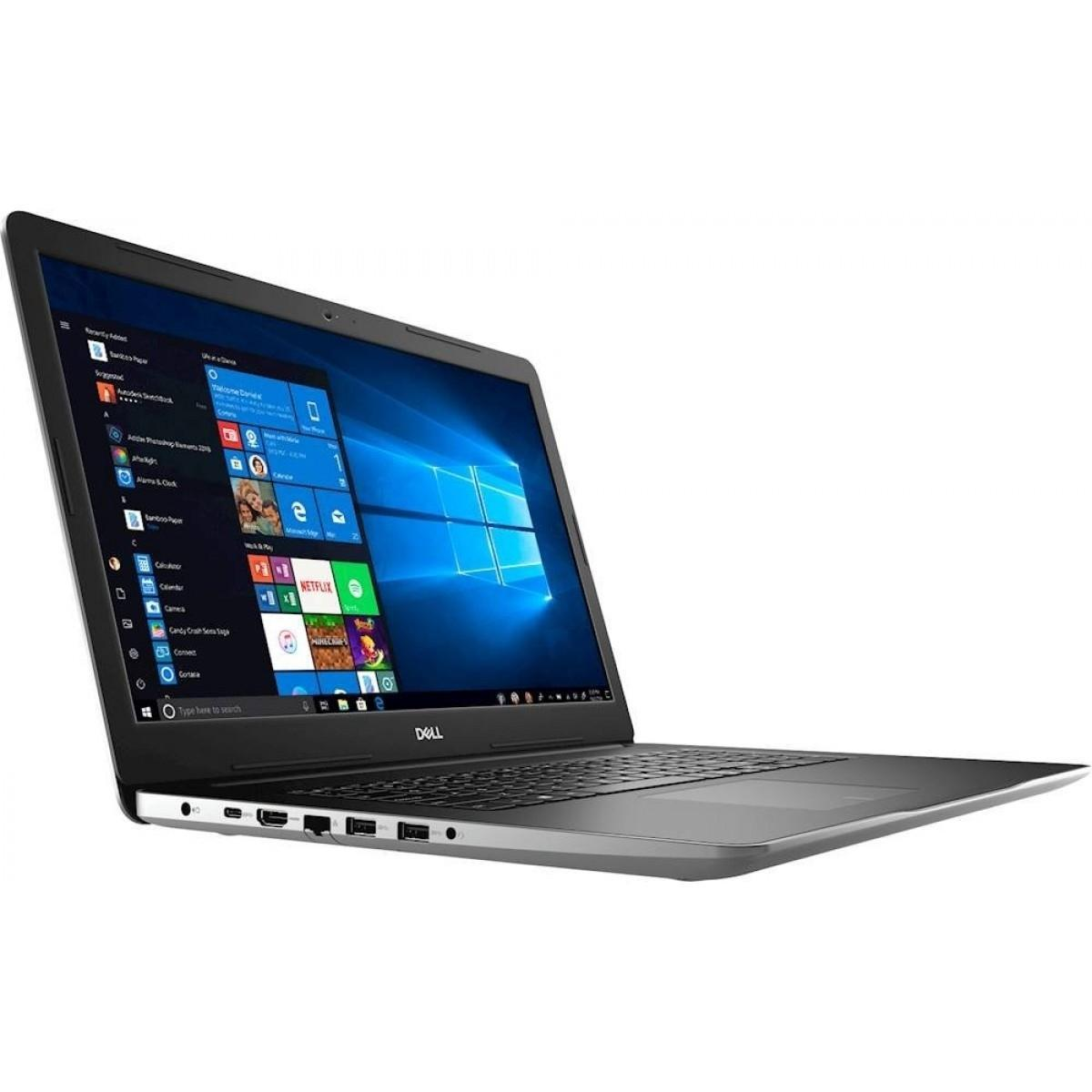 Dell Inspiron 3793 17.3-inch (2019) - Core i7-1065G7 - 16 GB  - SSD 256 GB + HDD 2 TB