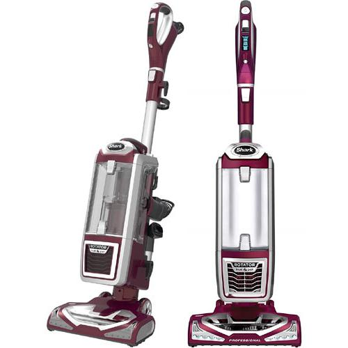 Bagless vacuum cleaner SHARK Rotator NV752