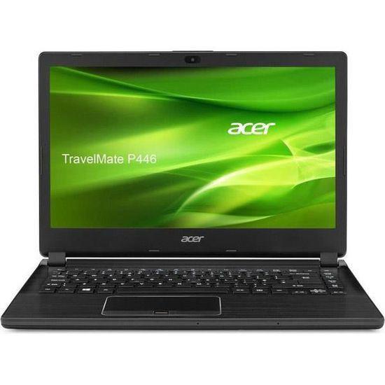 Acer TravelMate P446 14-inch (2017) - Core i5-5200U - 8 GB - SSD 500 GB