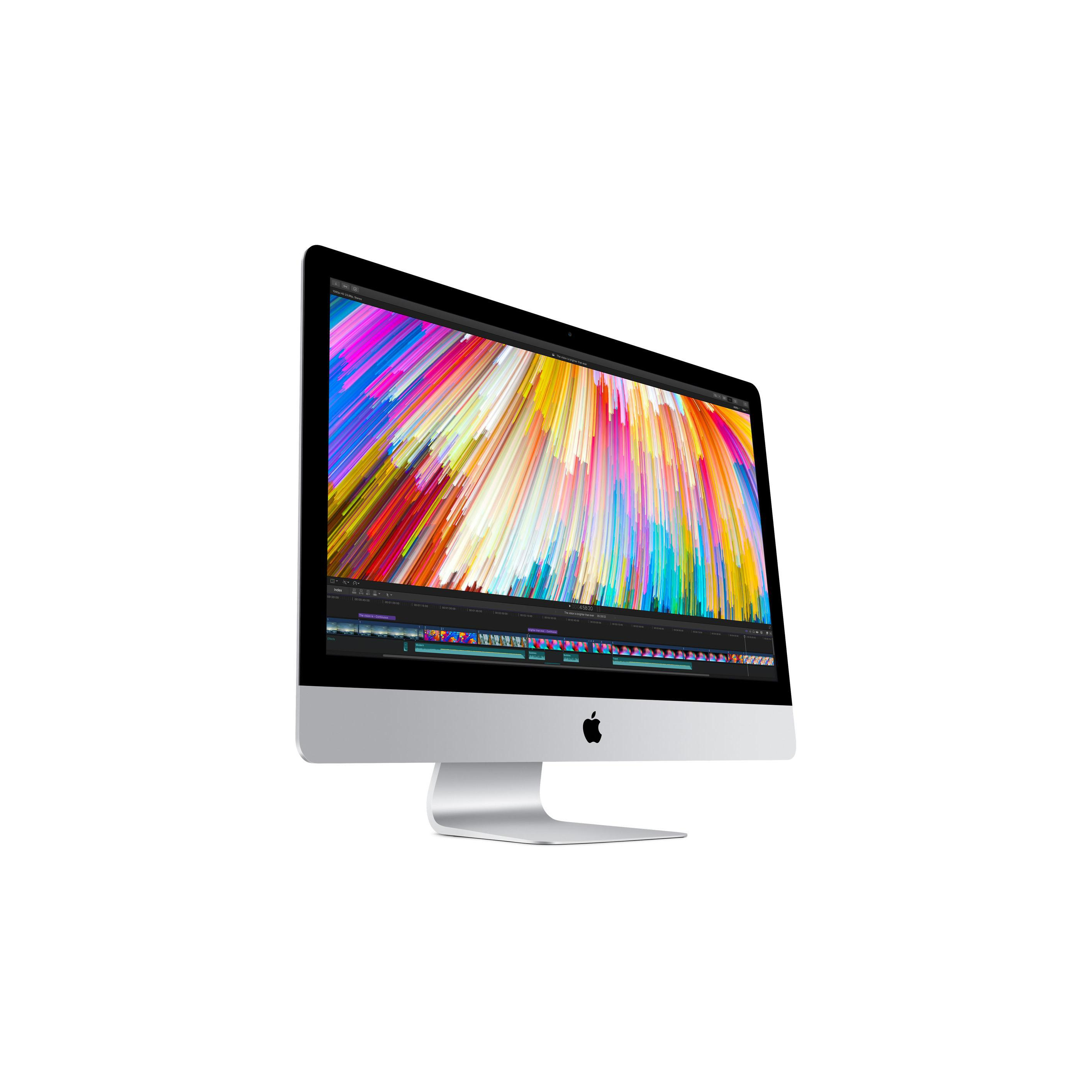 iMac 27-inch Retina (Mid-2017) Core i5 3.4GHz - HDD 1 TB - 8GB