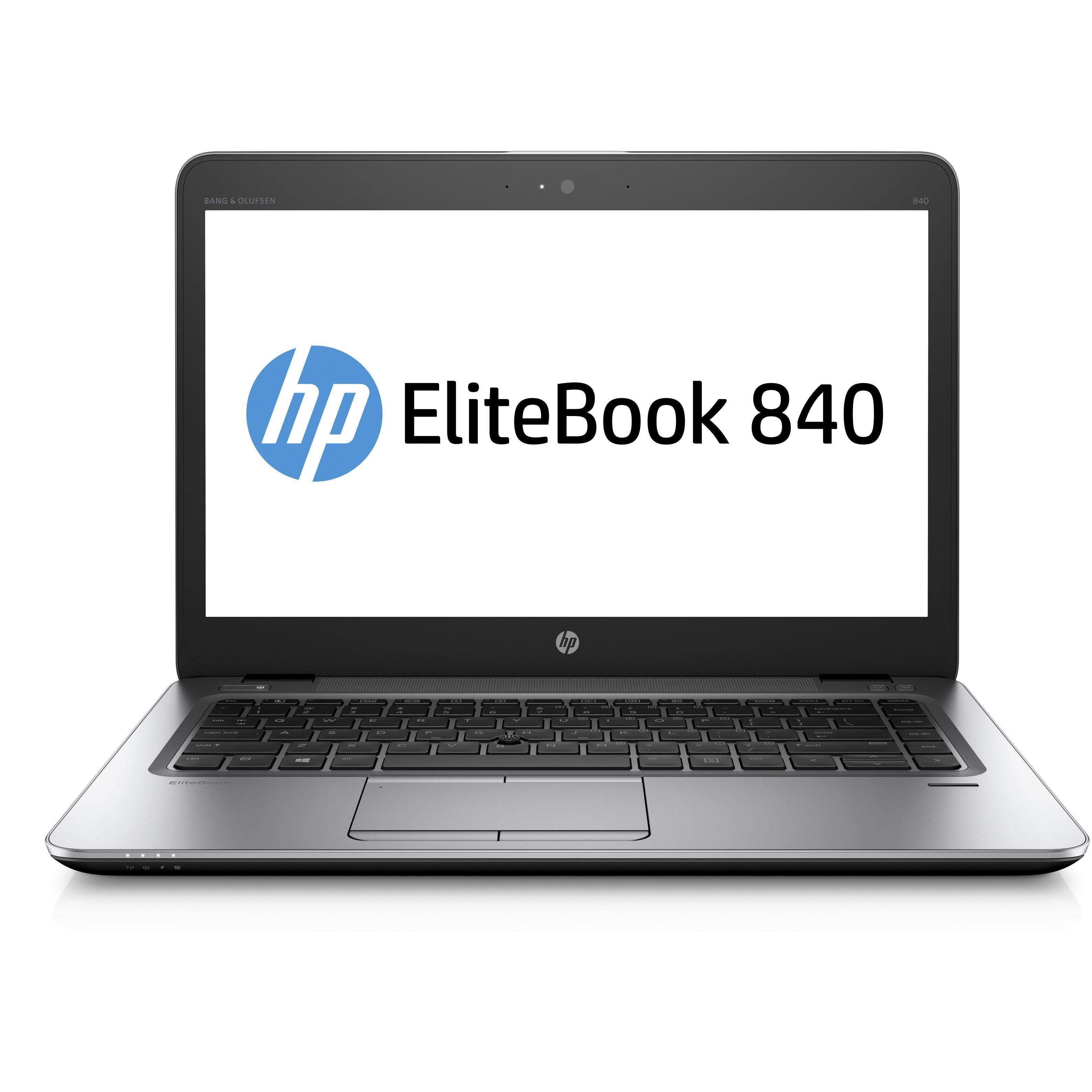 Hp EliteBook 840 G3 14-inch (2016) - Core i7-6600U - 16 GB - SSD 512 GB