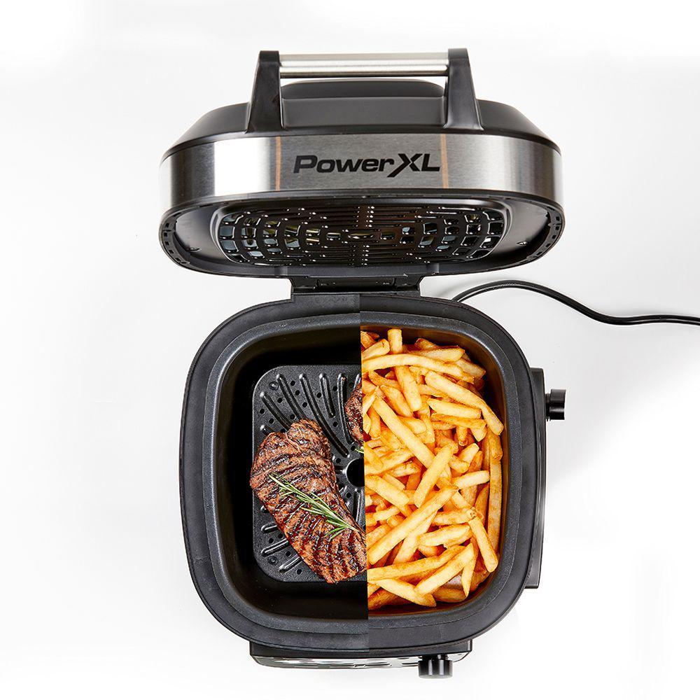 Fryers Power XL 6-QT - Black/Grey