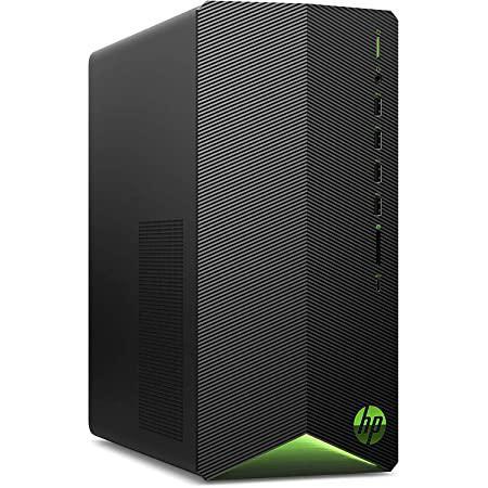 HP Pavilion TG01 Core i7-10700f 2.9 GHz - SSD 512 GB + HDD 1 TB - 16GB