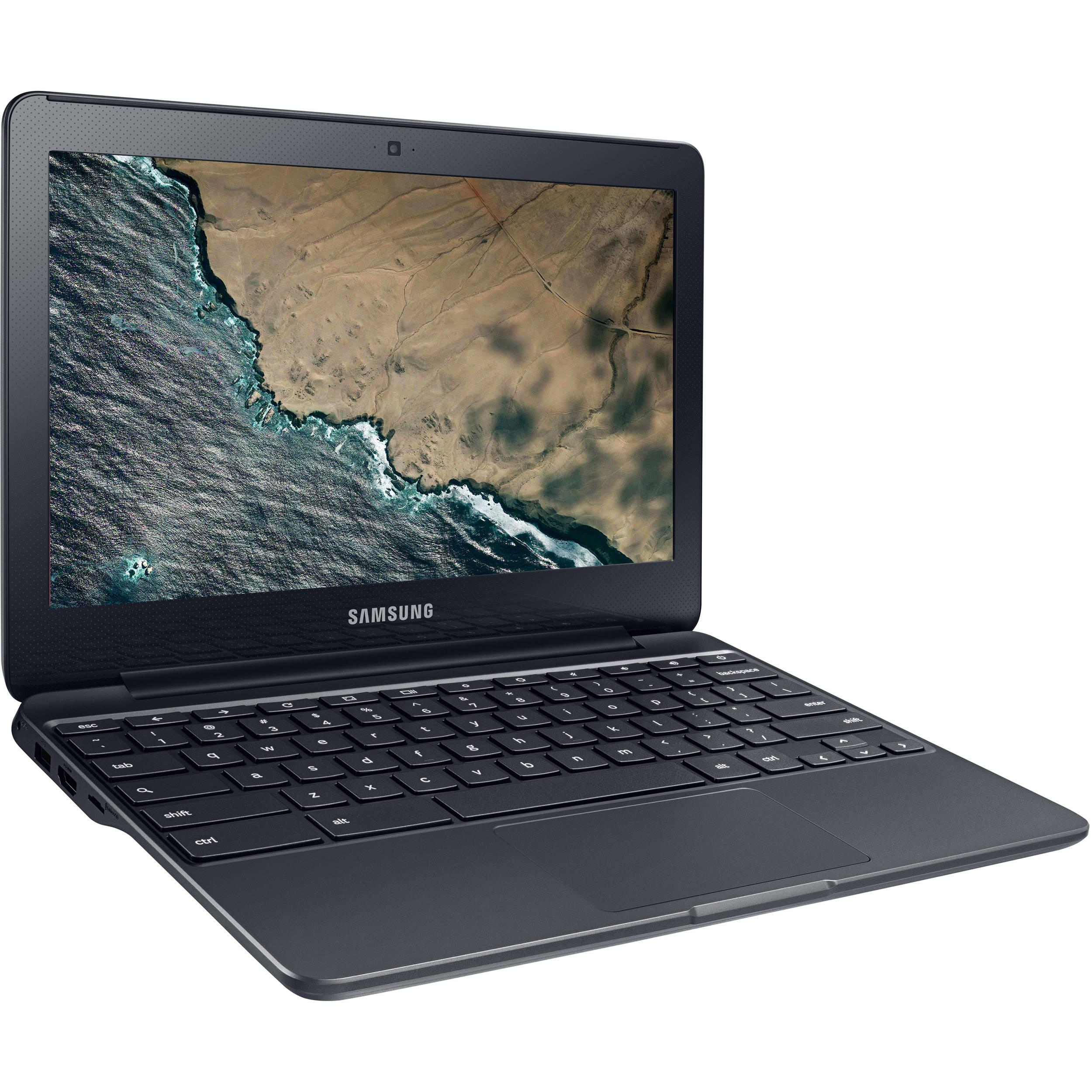 Samsung Chromebook Xe500C13-K04Us Celeron N3060 1.6 GHz 16GB eMMC - 4GB