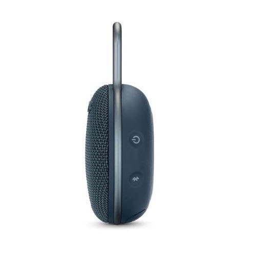 JBL Clip 3 Bluetooth Speakers - Ocean blue