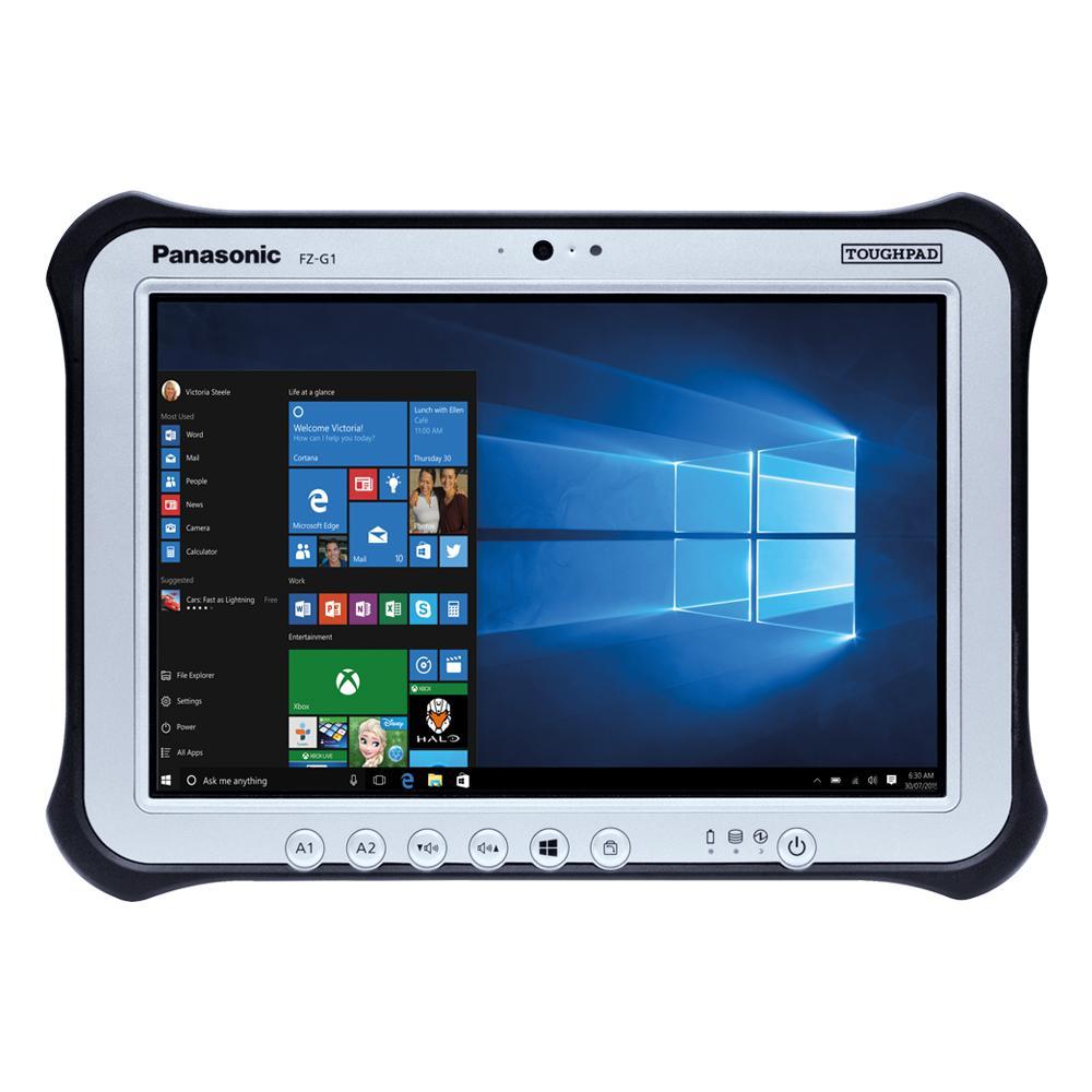 Panasonic Toughpad FZ-G1 10.1-inch (2016) - Core i5-5300U - 8 GB - SSD 256 GB
