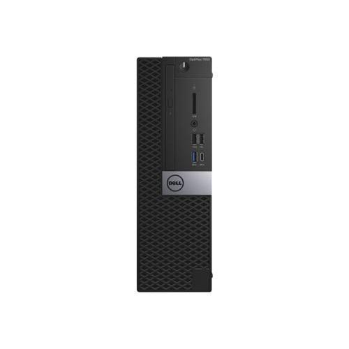 Dell OptiPlex 7050 SFF Core i7 3.4 GHz - SSD 512 GB RAM 16GB
