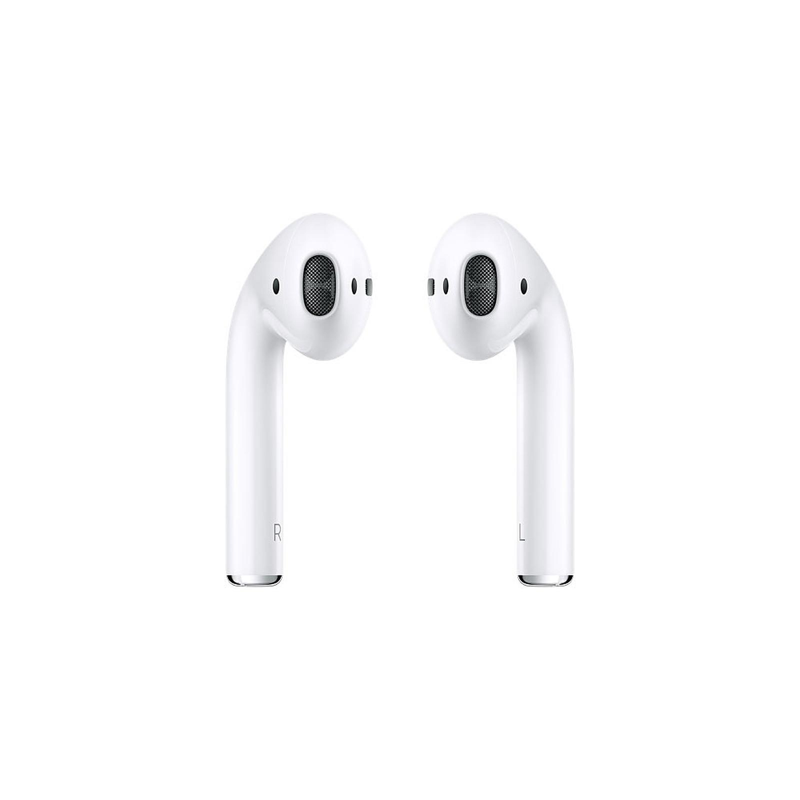 Apple AirPods (1st gen) with Charging Case - White
