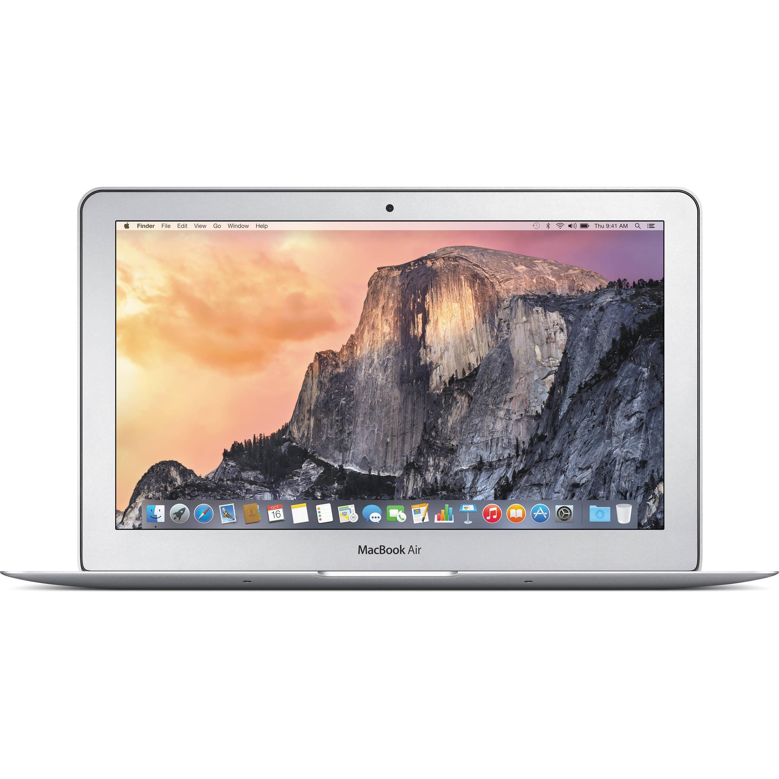 MacBook Air 11.6-inch (2015) - Core i5 - 2GB - SSD 128 GB