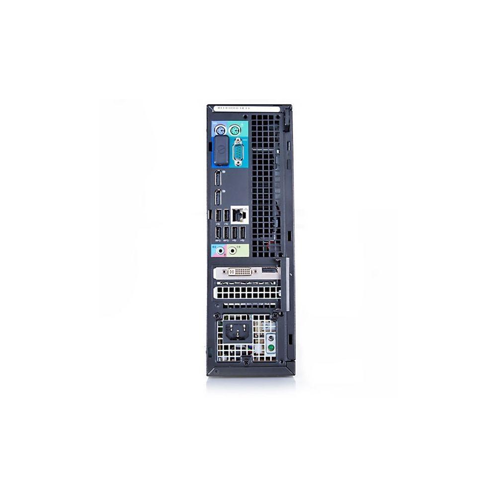 Dell OptiPlex 7010 SFF Core i5 3.4 GHz - SSD 250 GB RAM 8GB