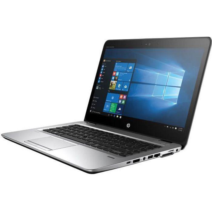 "HP EliteBook 840 G3 14"" Core i5 2.40 GHz - RAM 16 GB - SSD 512 GB QWERTY - English (US)"