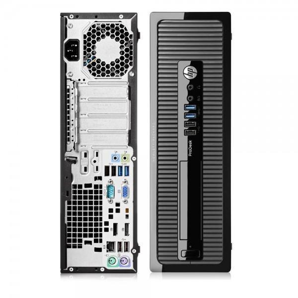 HP ProDesk 400 G1 SFF Core i5 3.2 GHz - HDD 1 TB - RAM 8 GB