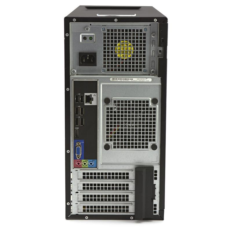 Dell OptiPlex 390 MT Core i5 3.1 GHz - HDD 500 GB RAM 8GB