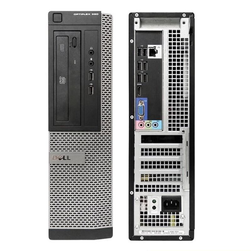 Dell OptiPlex 390 DT Core i5 3.1 GHz - HDD 500 GB RAM 8GB