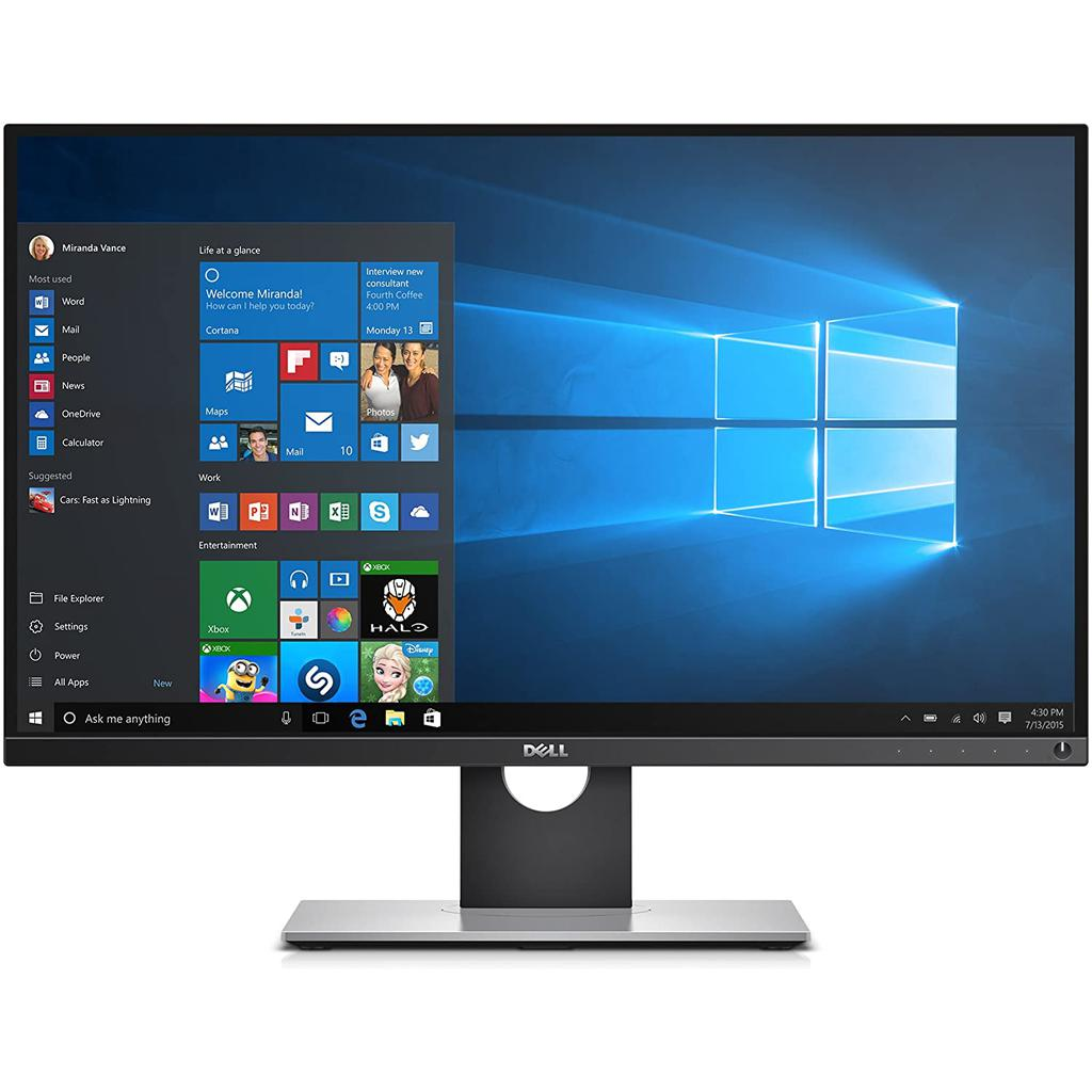 Dell 27-inch Monitor 2560 x 1440 LCD (UP2716D)