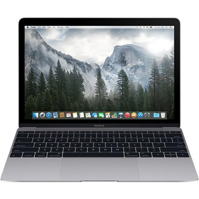 MacBook Retina 12-inch (2017) - Core i5 - 16GB - SSD 512 GB
