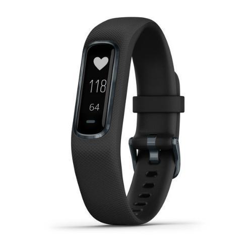 Connected Bracelet Garmin Vivosmart 4 - Midnight Black