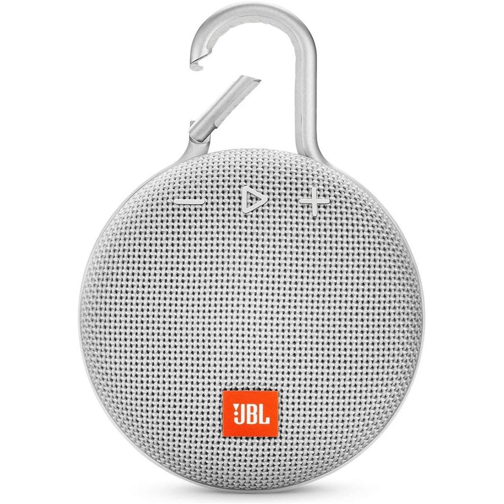 JBL Clip 3 Bluetooth Speakers - Gray