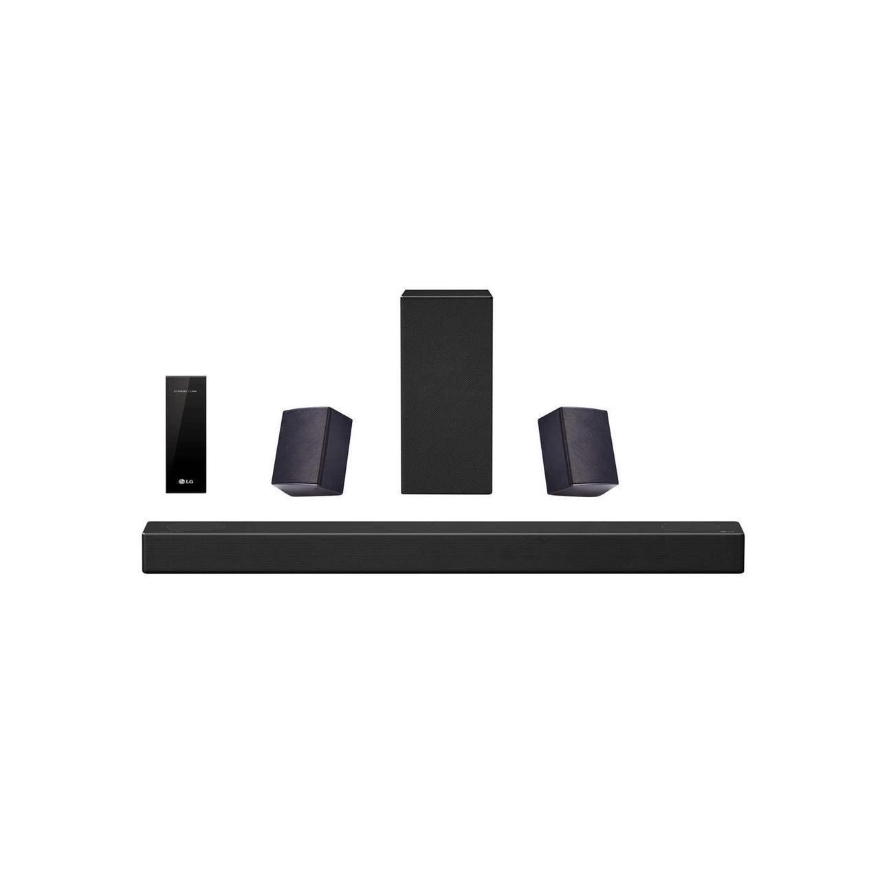 LG SN7R Home Theater Sound System