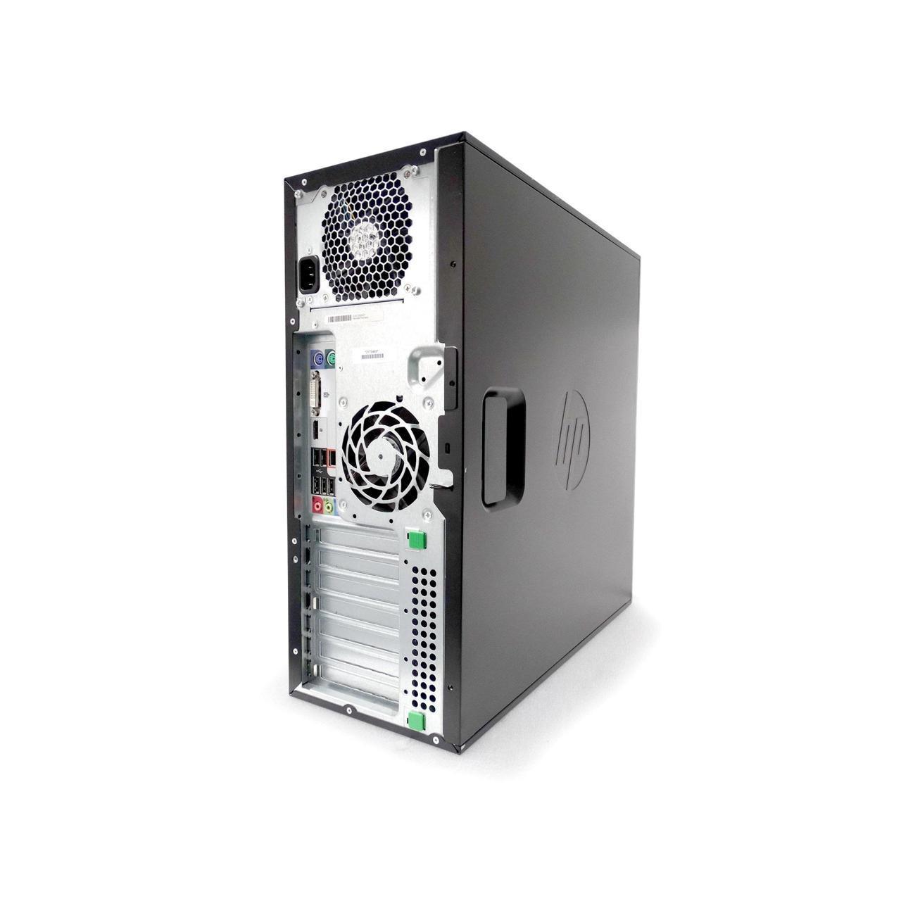 Hp Z210 Workstation SFF Core i5 3.1 GHz - SSD 256 GB RAM 16GB