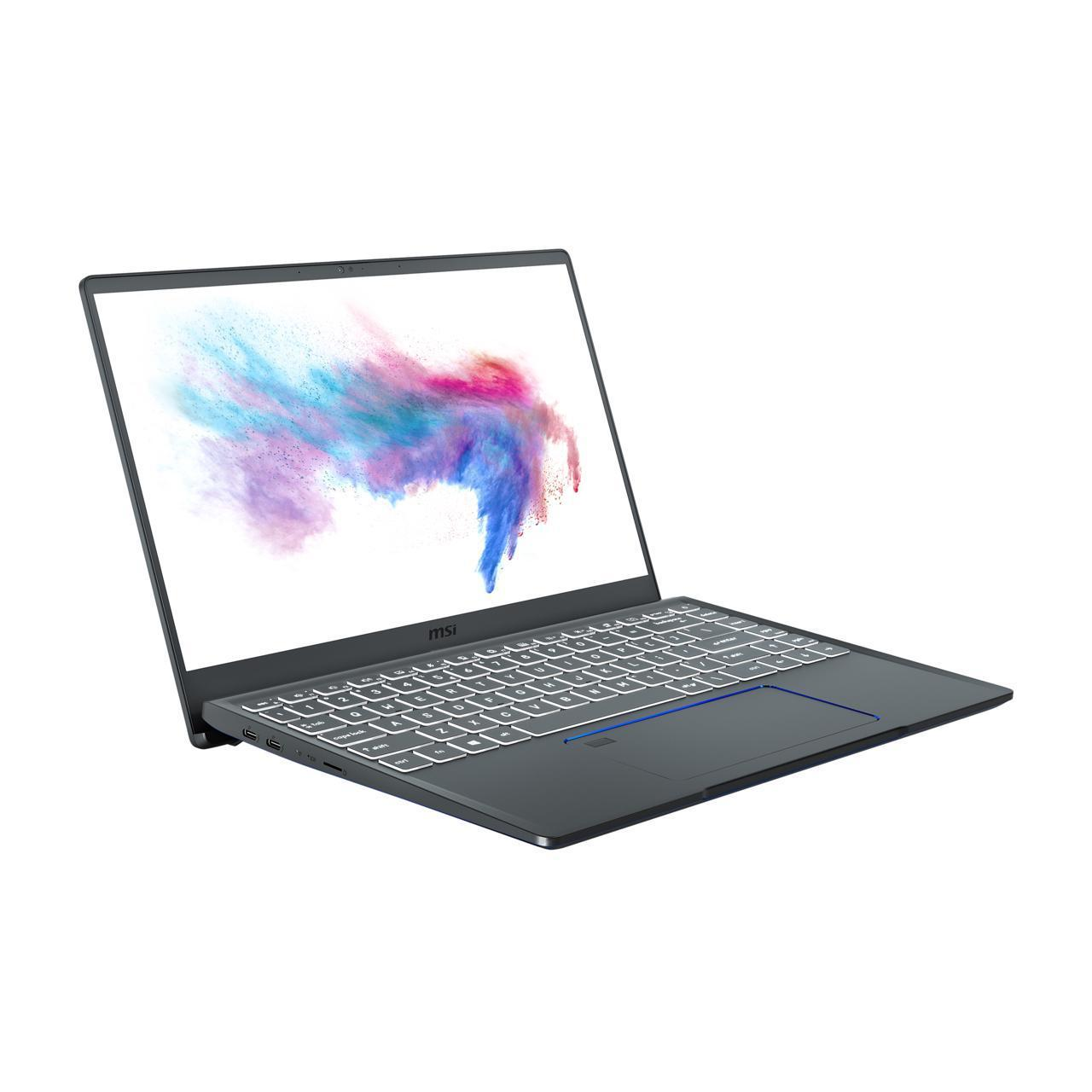 MSI Prestige 14 A10SC-246CA 14-inch - Core i7-10710U - 16GB 512GB NVIDIA GeForce GTX 1650 Max-Q QWERTY - English (US)