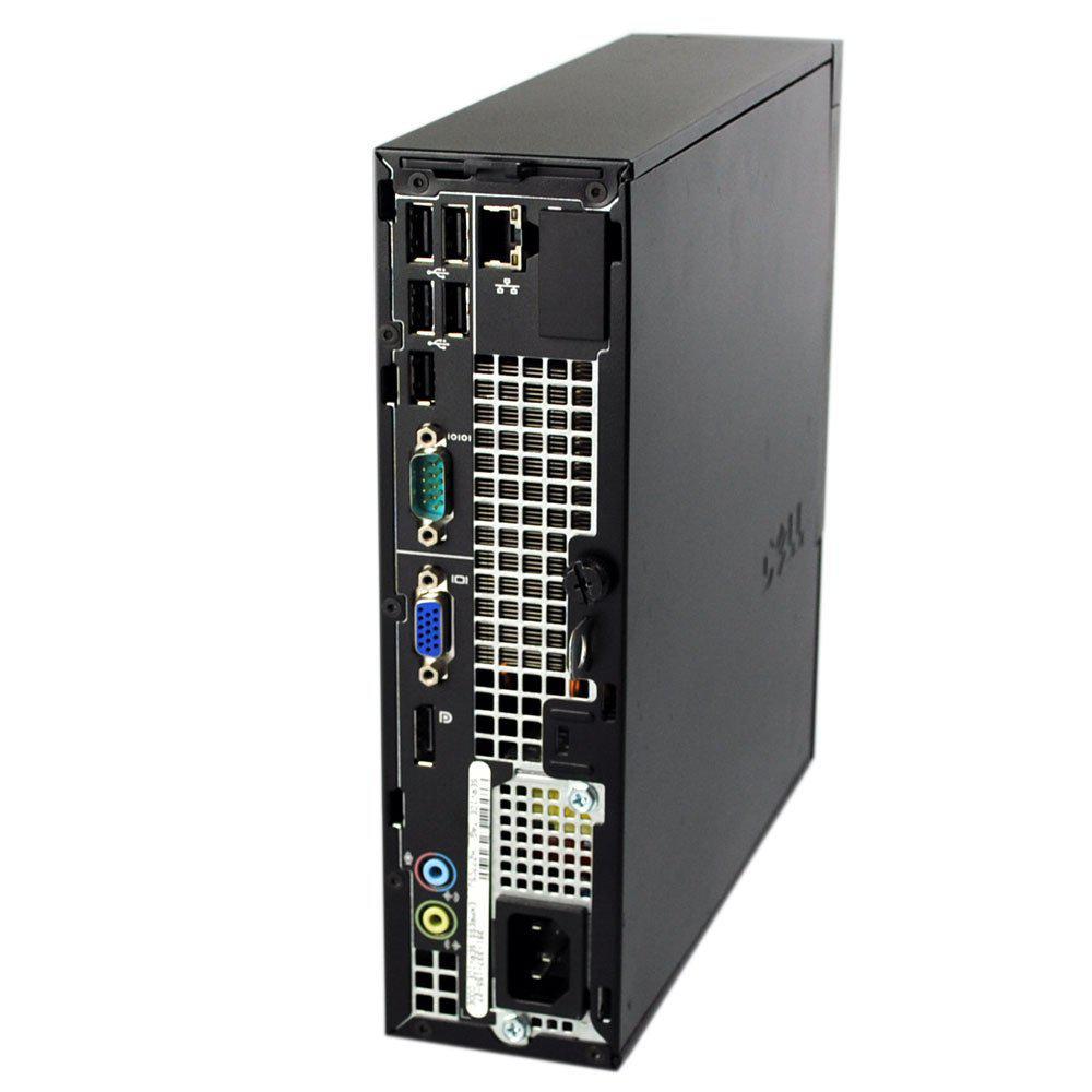 Dell Optiplex 790 Core i5 2.5 GHz - SSD 120 GB RAM 4GB