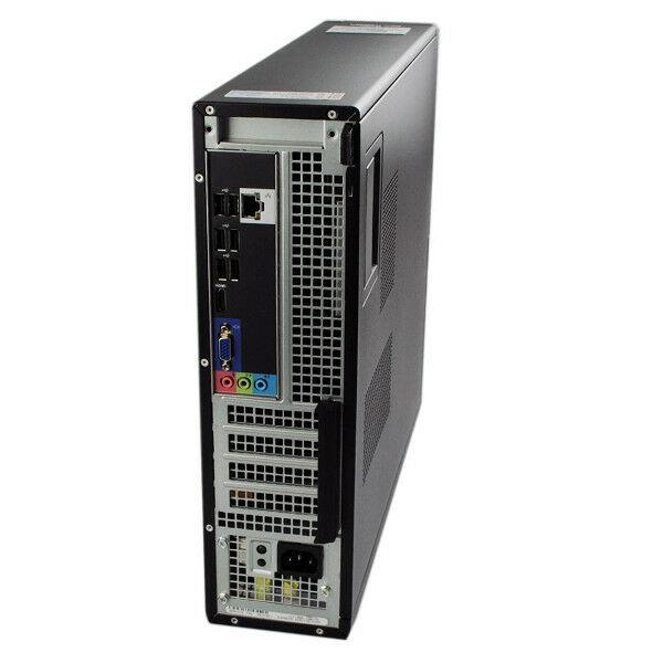 Dell OptiPlex 390 DT Core i5 3.1 GHz - HDD 250 GB - RAM 8 GB