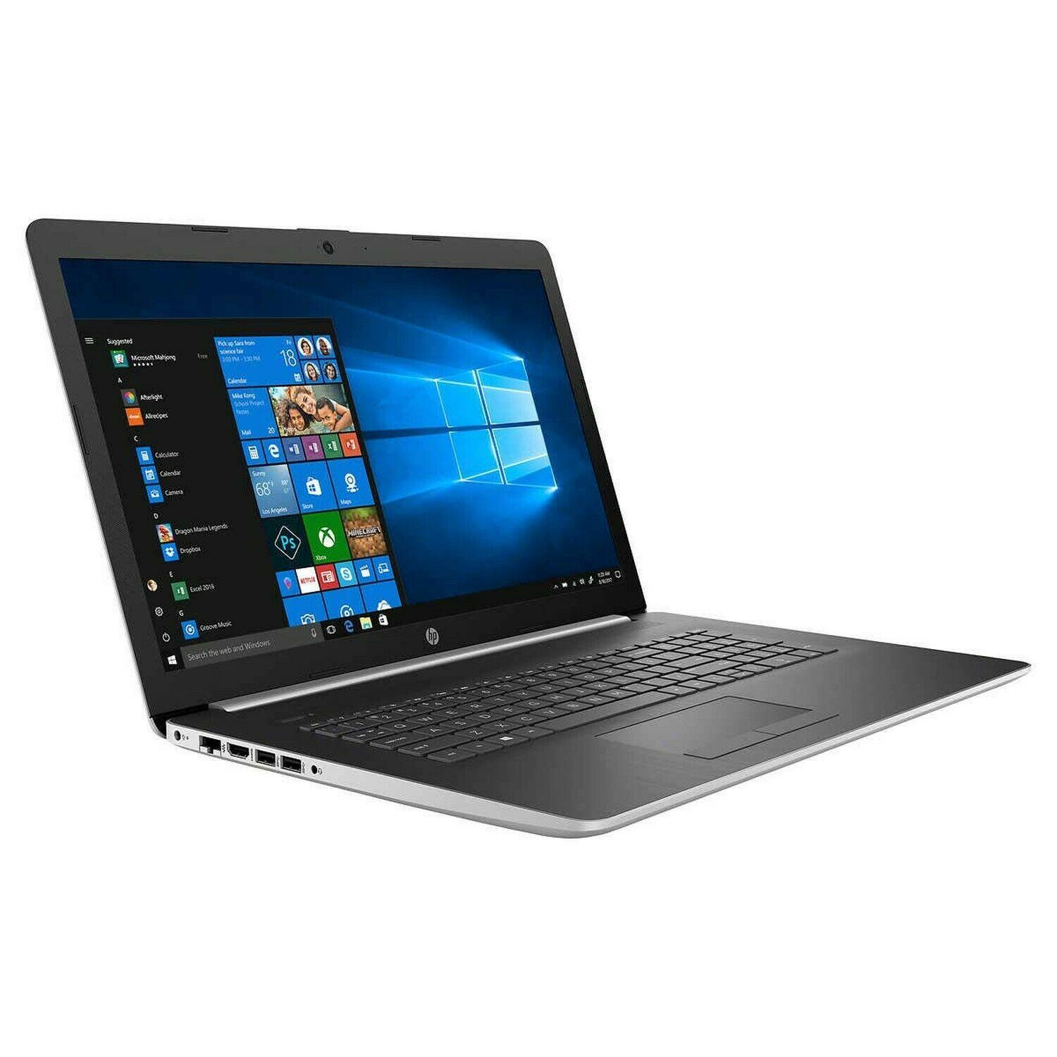 Hp 17-BY3053CL 17.3-inch (2019) - Core i5-1035G1 - 12 GB - HDD 1 TB