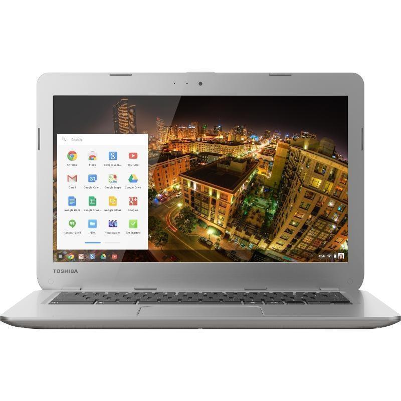 Toshiba Chromebook CB30-B3122 13.3-inch (2015) - Celeron N2840 - 4 GB - SSD 16 GB