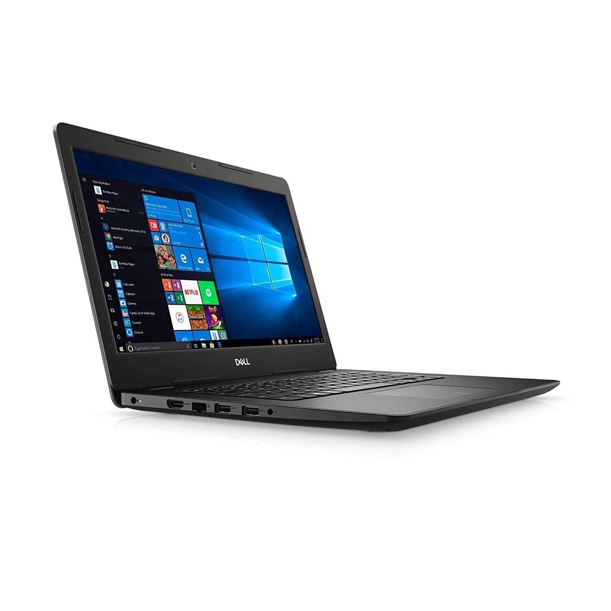Dell Inspiron 14 3493 14-inch (2019) - Core i3-1005G1 - 4 GB - SSD 128 GB