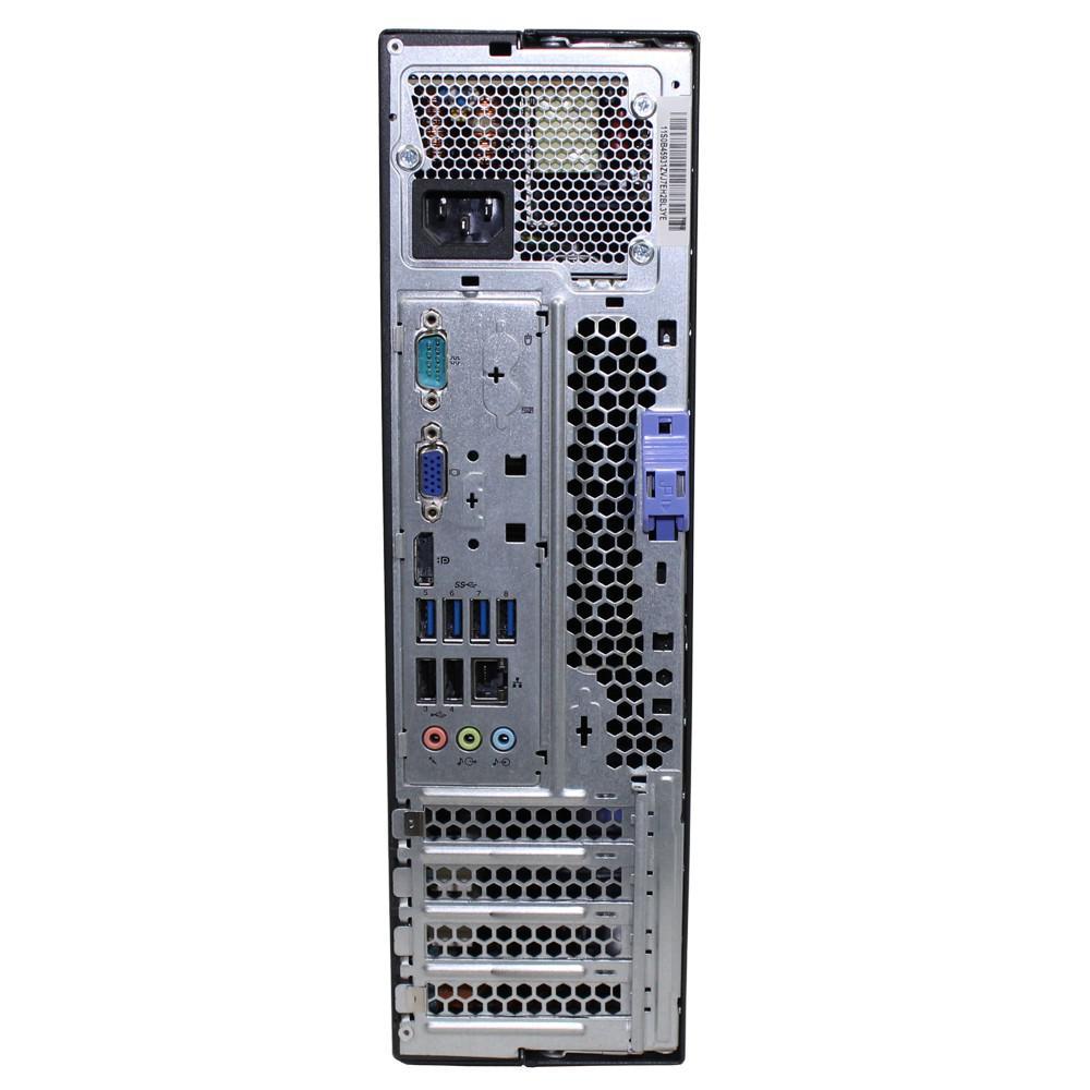 Lenovo ThinkCentre M82 Core i7 3.4 GHz - SSD 512 GB RAM 16GB
