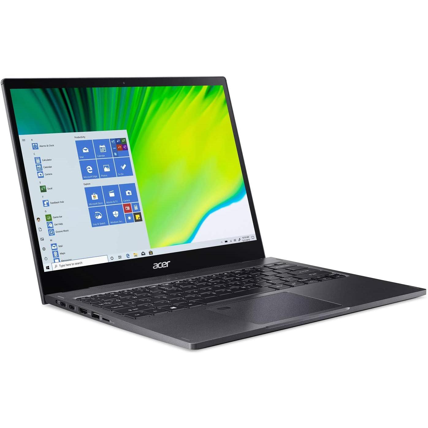 """Acer Spin 5 SP513-54N-74V2 13"""" Core i7 1.3 GHz - SSD 512 GB - 16 GB QWERTY - English (US)"""