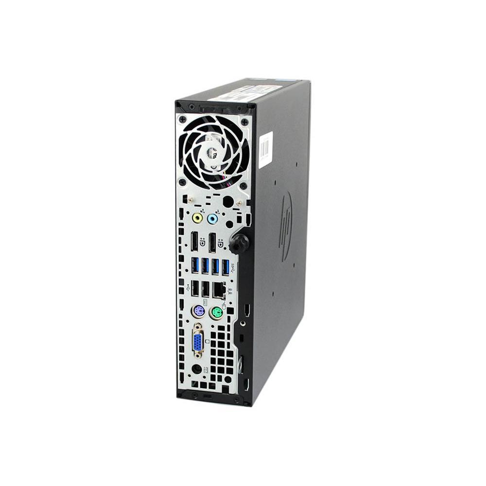 Hp Compaq 8300 Elite USFF Core i5 2.9 GHz - SSD 128 GB RAM 8GB