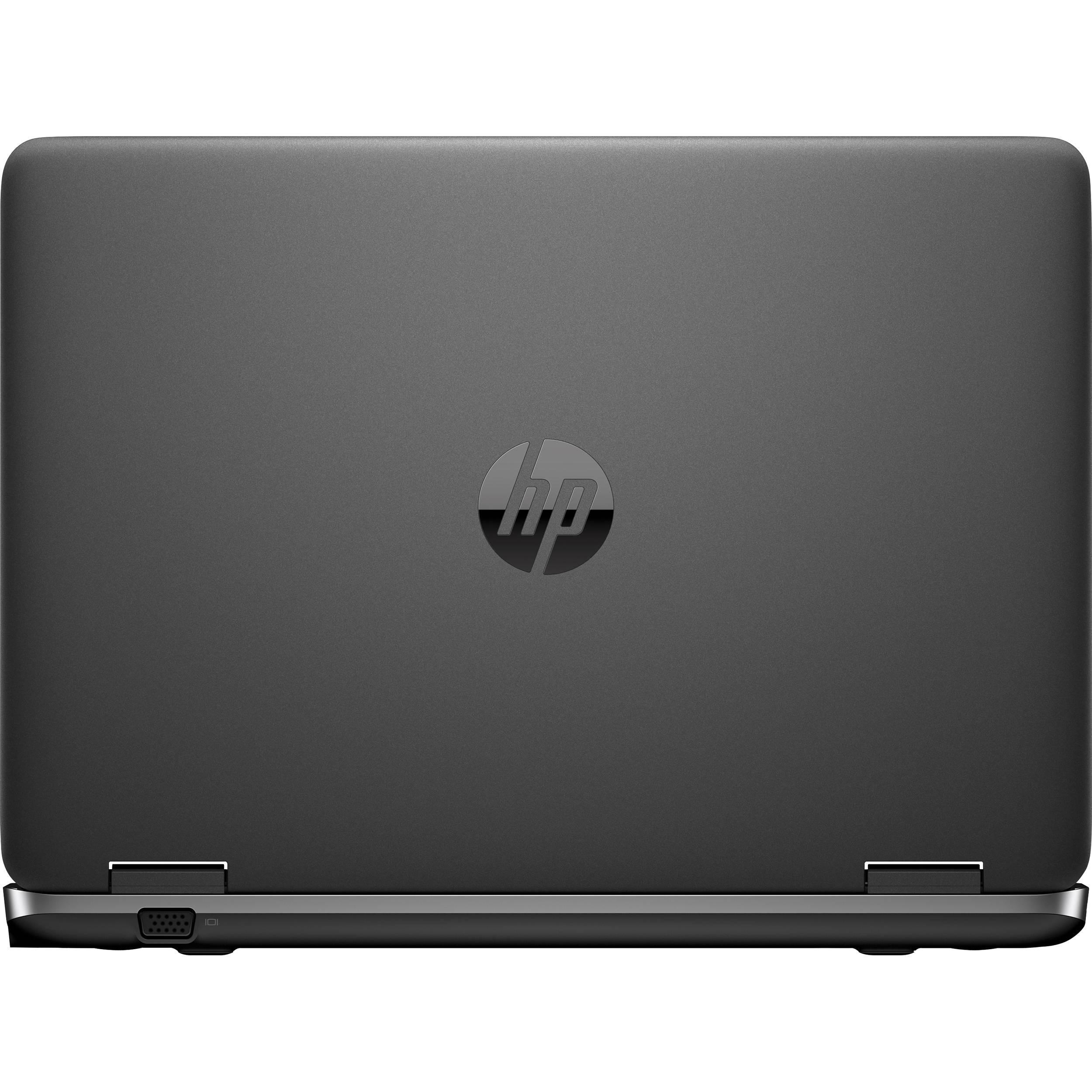 Hp Probook 650 G2 15.6-inch (2016) - Core i5-6200U - 4 GB - HDD 500 GB