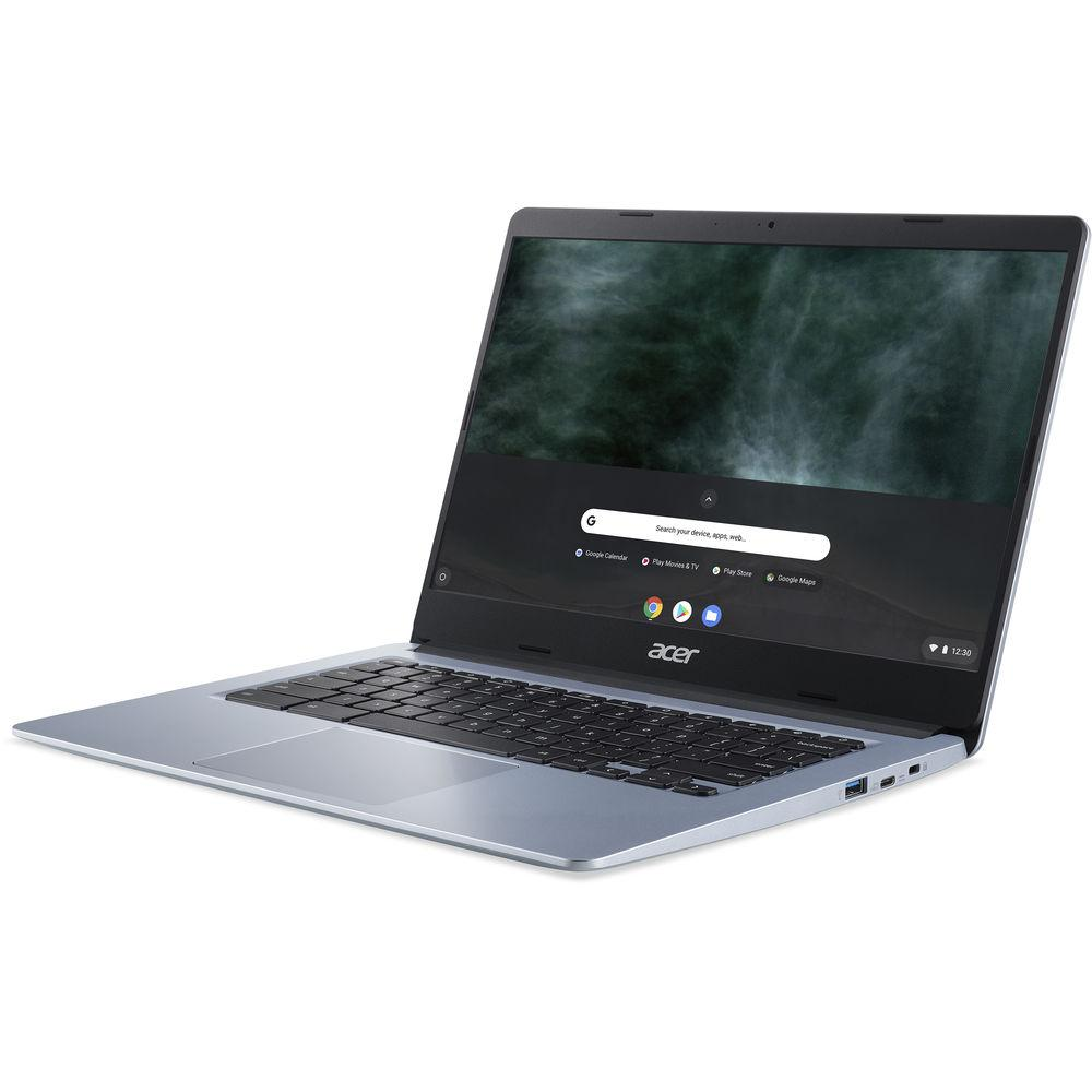 Acer Chromebook 314 CB314-1H-C34N 14-inch (2020) - Celeron N4000 - 4 GB - eMMC 64 GB