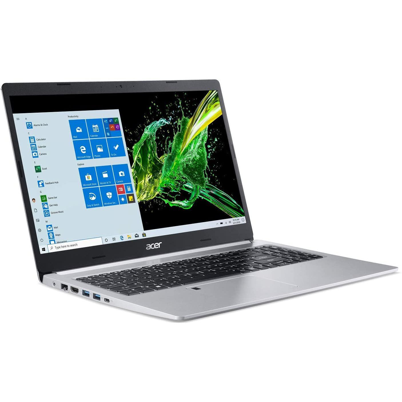 Acer Aspire 5 A515-55-56VK 15.6-inch (2019) - Core i5-1035G1 - 8 GB - SSD 256 GB