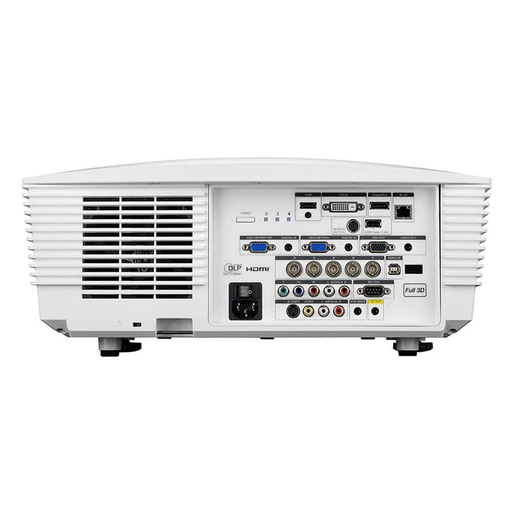 Optoma W505 Video projector 5200 Lumen - White