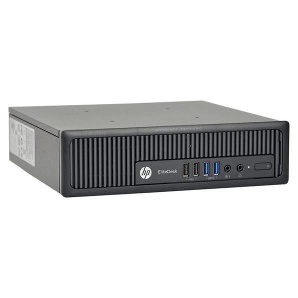 Hp EliteDesk 800 G1 USFF Core i5 2.9 GHz - SSD 512 GB RAM 16GB