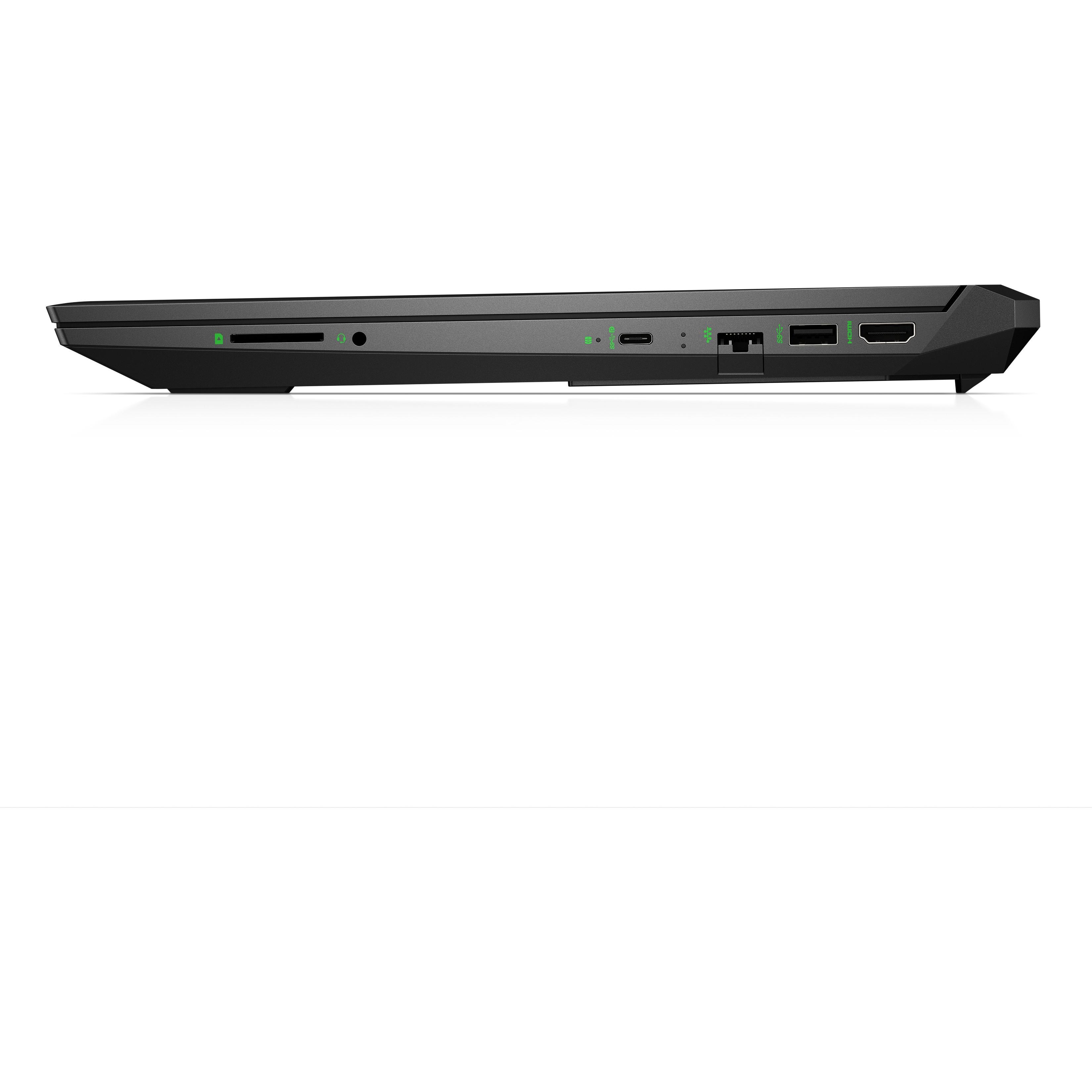 HP Pavilion Gaming 16-A0003NU 16.1-inch - Core i5-10300H - 8GB 256GB NVIDIA GeForce GTX 1650 Ti QWERTY - English (US)