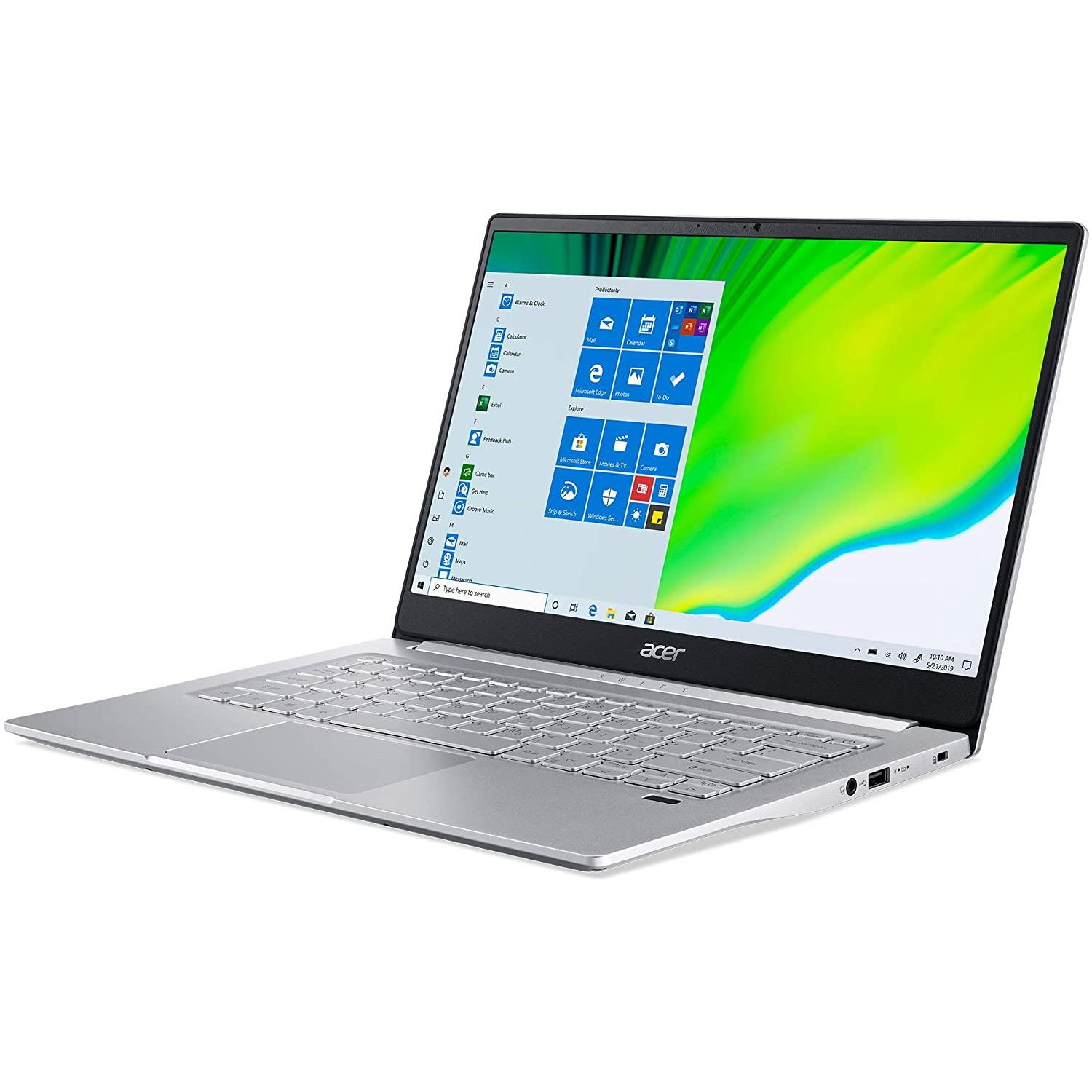 Acer Swift 3 SF314-59-73UP 14-inch (2020) - Core i7-1165G7 - 8 GB - SSD 512 GB