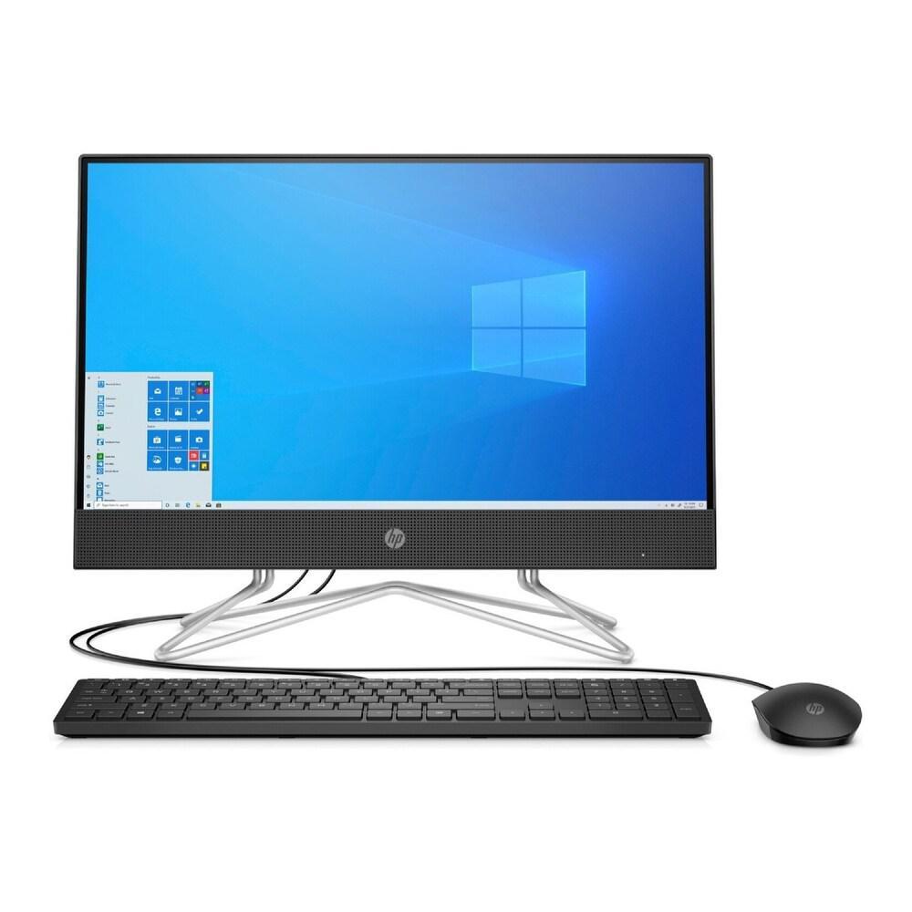 "Hp 22-DF0013W 22"" - Celeron G5900T - RAM 4 GB - SSD 256 GB"