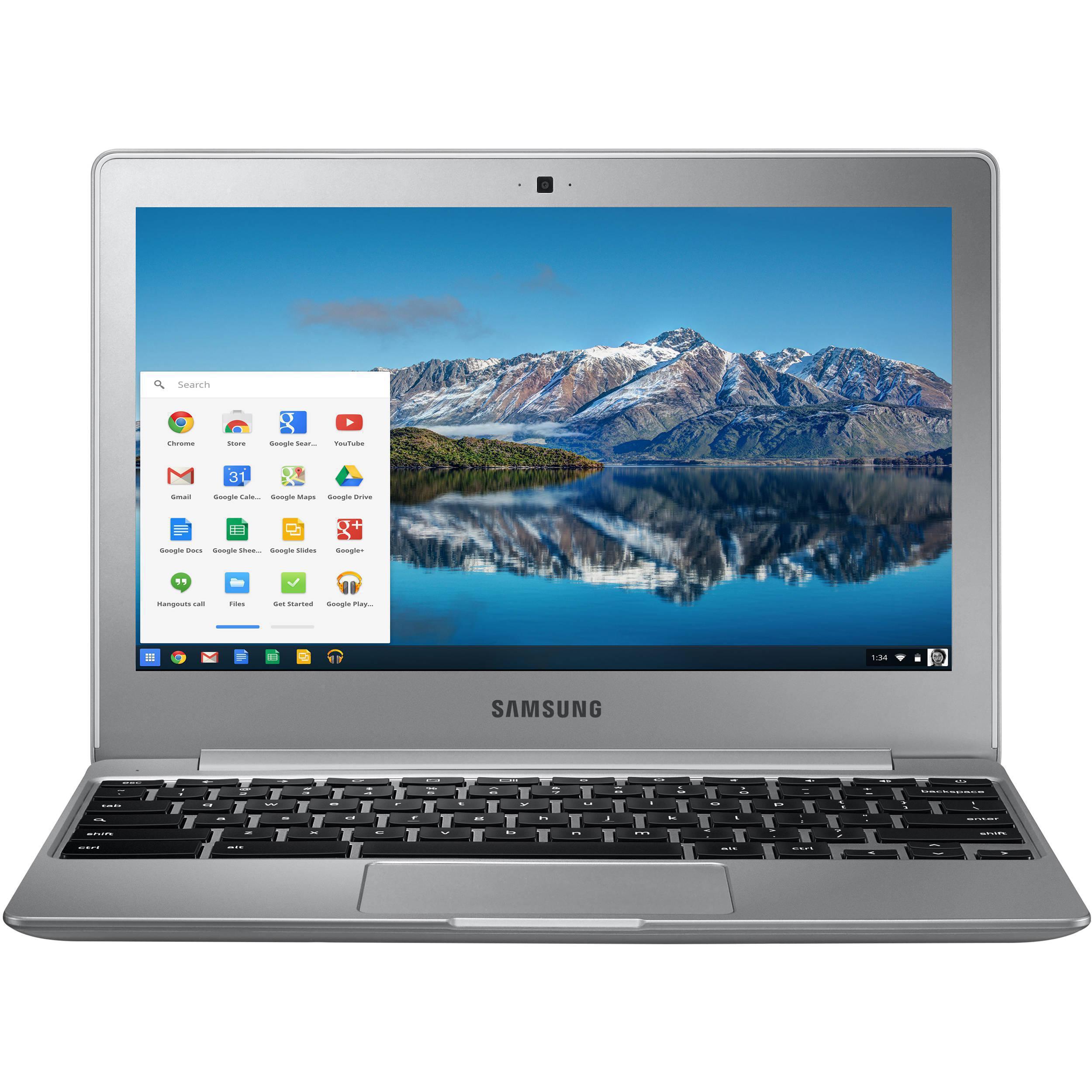 Samsung Chromebook 2 XE500C12-K01US Celeron N2840 2.167 GHz 16GB SSD - 2GB