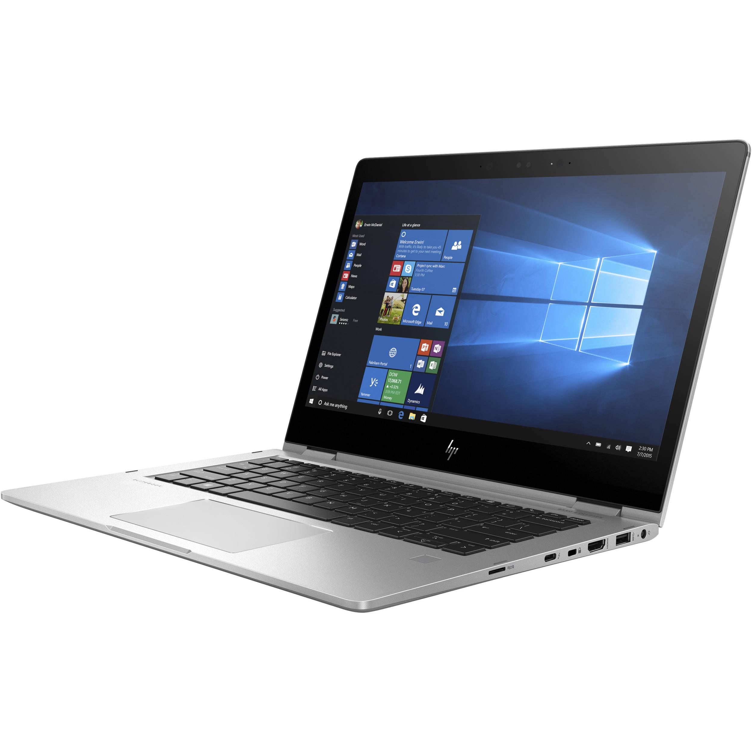 "HP Elitebook X360 1030 G2 13"" Core i5 2.6 GHz - SSD 128 GB - 8 GB QWERTY - English (US)"