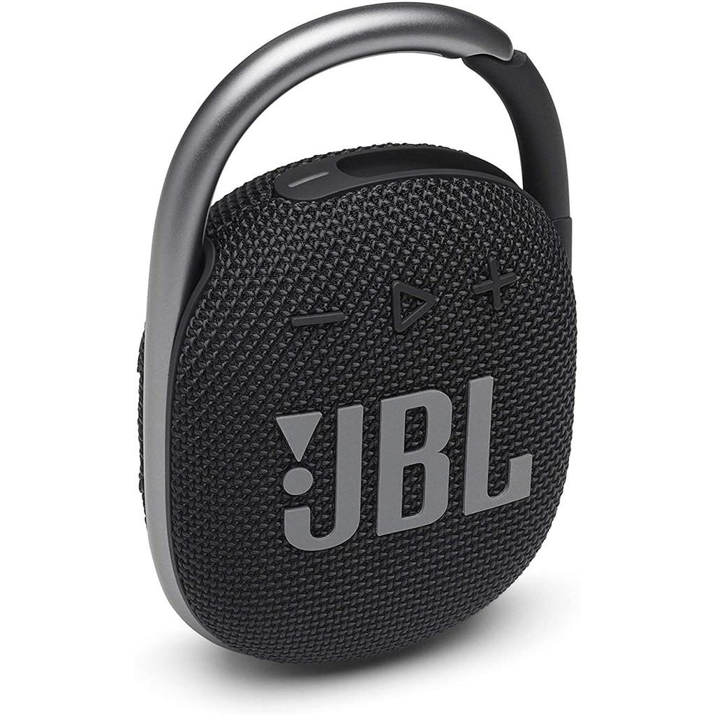 JBL Clip 4 Bluetooth Speakers - Black