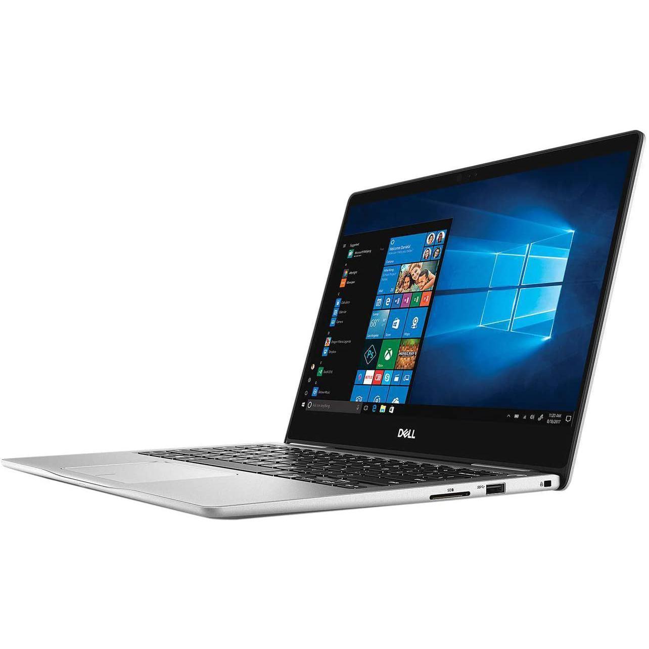 Dell Inspiron 7370 13.3-inch (2017) - Core i7-8550U - 8 GB - SSD 512 GB
