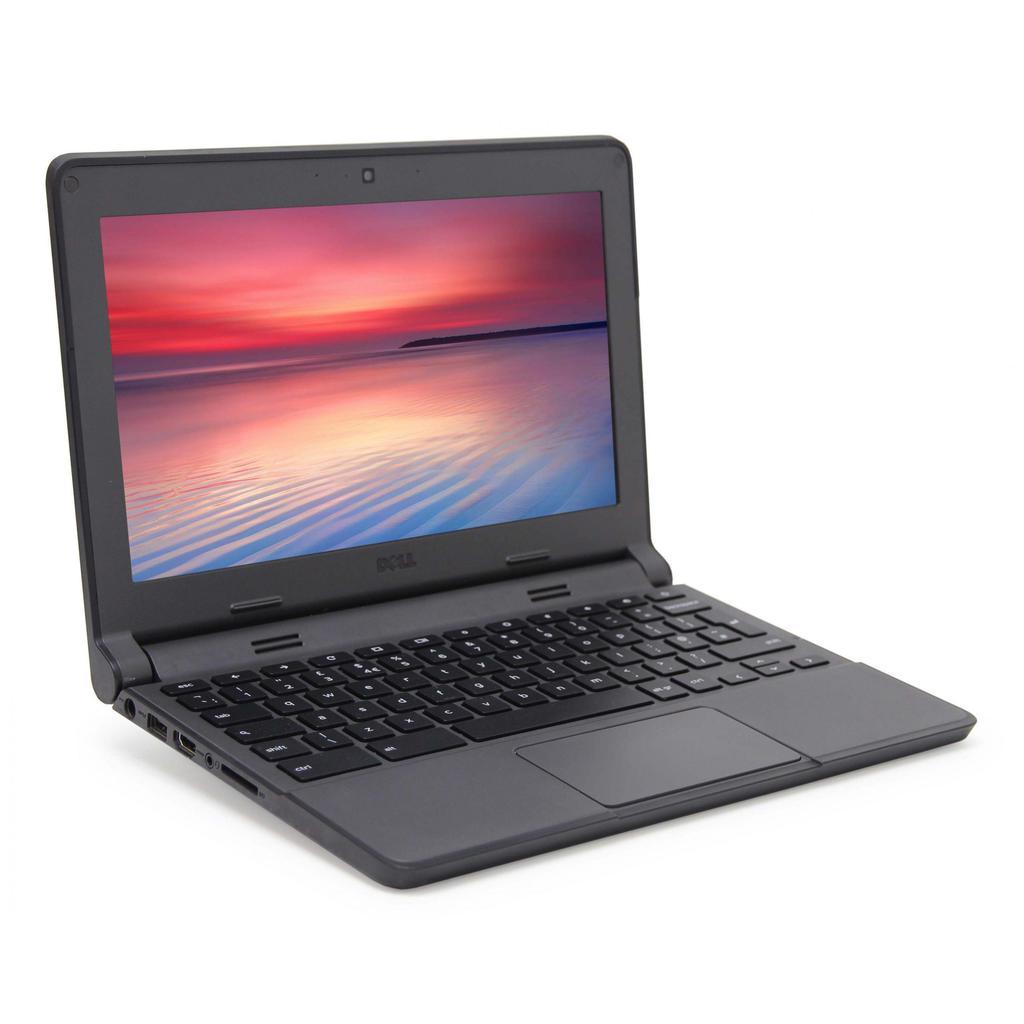 Dell Chromebook 11 3120 P22T 11.6-inch (2015) - Celeron N2840 - 2 GB - SSD 16 GB
