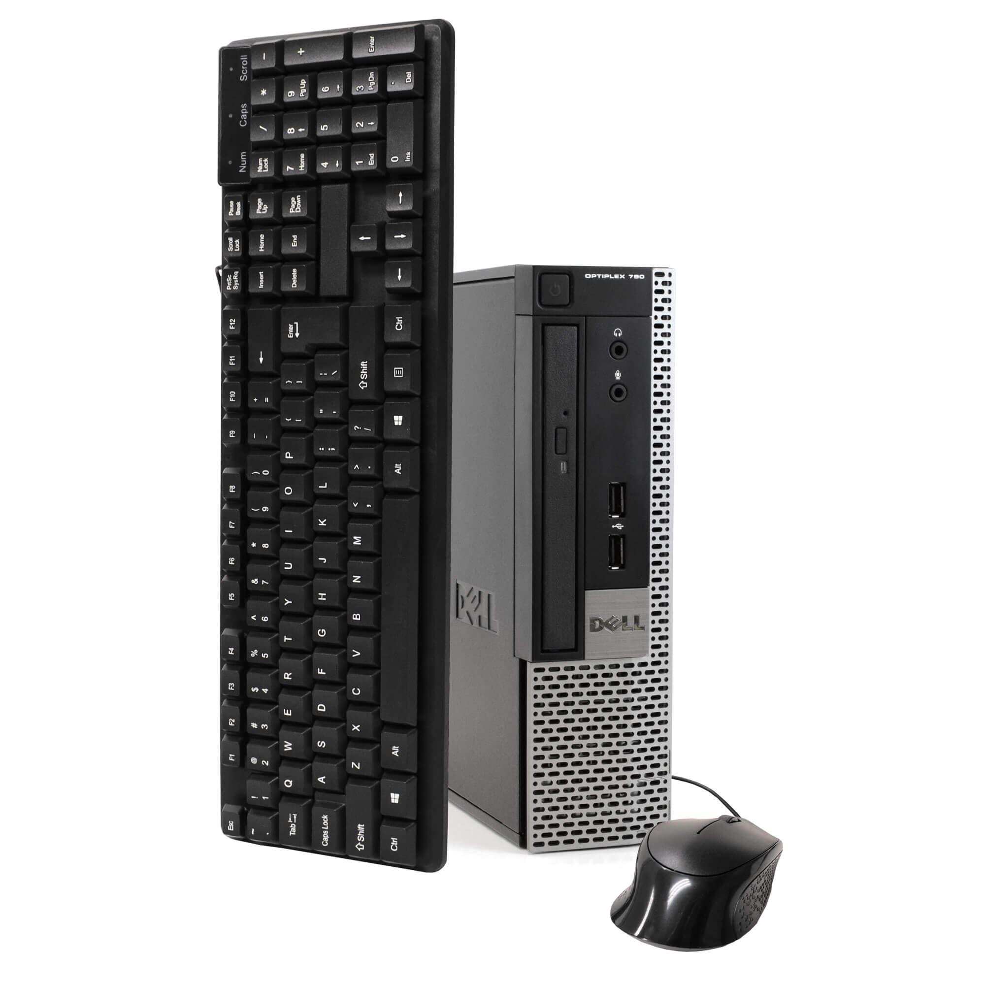 Dell OptiPlex 790 USFF Core i5 2.5 GHz - HDD 250 GB RAM 4GB