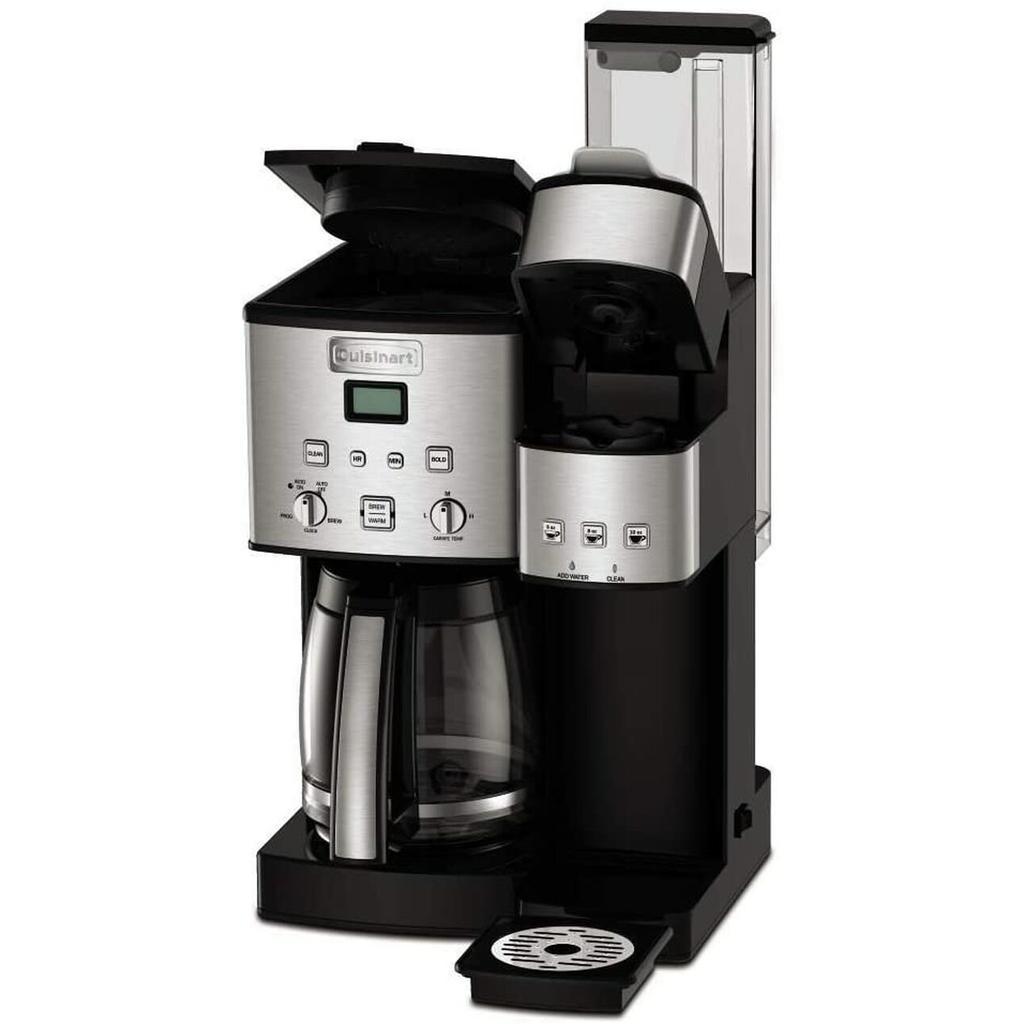 Combined espresso coffee maker Cuisinart SS-15FR