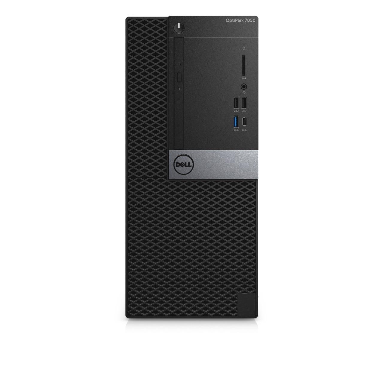 Dell OptiPlex 7050 MT Core i7 3.4 GHz - SSD 512 GB RAM 16GB